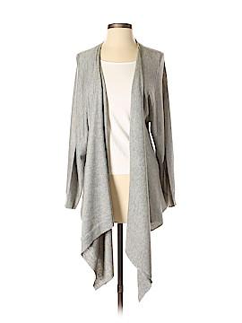 PureDKNY Silk Cardigan Size P