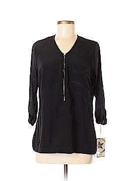 Converse 3/4 Sleeve Blouse Size XL