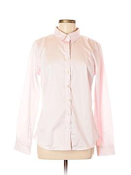 Banana Republic Factory Store Long Sleeve Button-Down Shirt Size 12