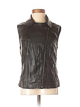 Rock & Republic Faux Leather Jacket Size XS