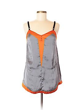 Go International Sleeveless Blouse Size M