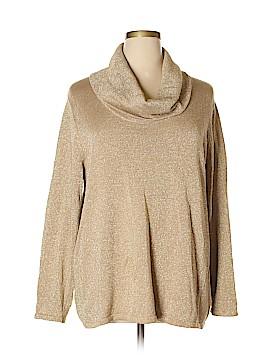Jones New York Signature Pullover Sweater Size 3X (Plus)
