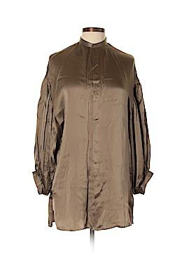 Ralph Lauren 3/4 Sleeve Silk Top Size 10