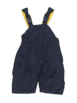 London Fog Snow Pants With Bib Size 6-9 mo