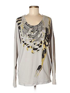 Bui de Barbara Bui Long Sleeve T-Shirt Size M