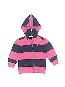 Ralph Lauren Zip Up Hoodie Size 9 mo