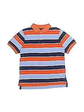 E-Land American Short Sleeve Polo Size 7