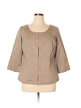 CALVIN KLEIN JEANS Jacket Size 0X (Plus)