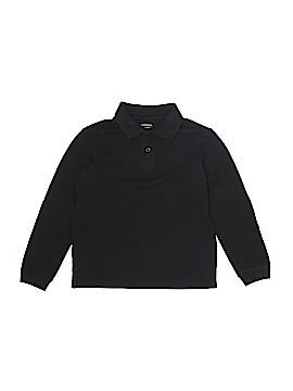George Long Sleeve Polo Size 6 - 7