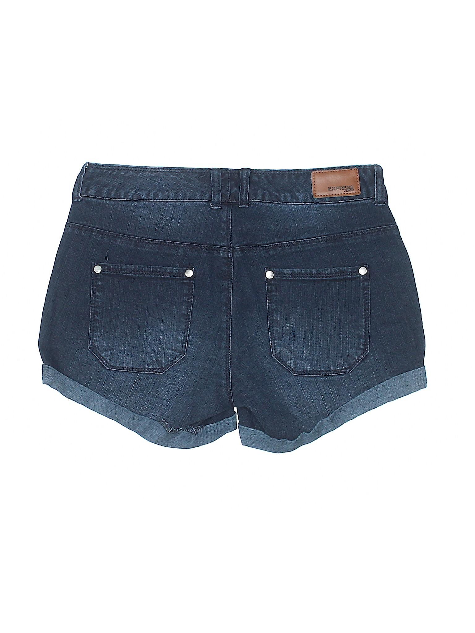 Boutique Jeans Shorts Leisure Express Denim WTSWZ