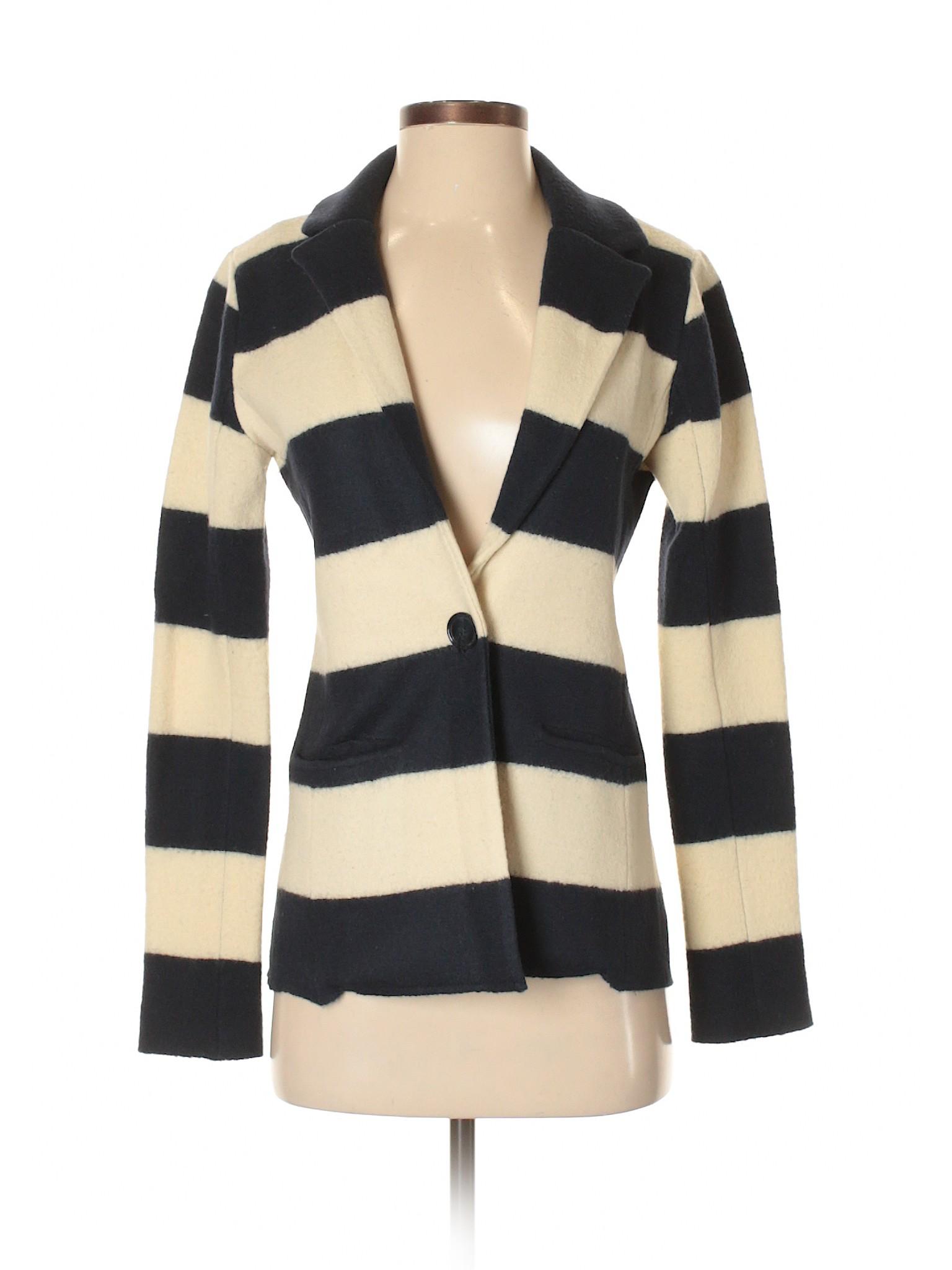 Wool Taylor Boutique leisure Blazer Ann LOFT qEE1vwzZI