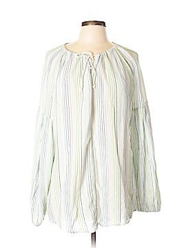 Gap Long Sleeve Blouse Size L (Tall)