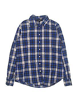 Banana Republic Long Sleeve Button-Down Shirt Size S (Kids)
