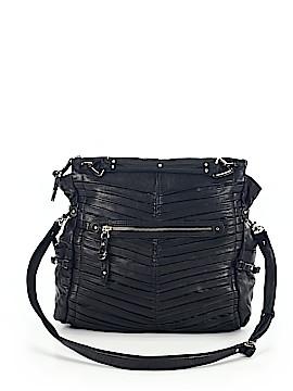 Junior Drake Leather Shoulder Bag One Size