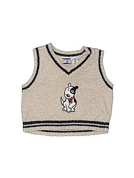 Sprockets Sweater Vest Size 18 mo