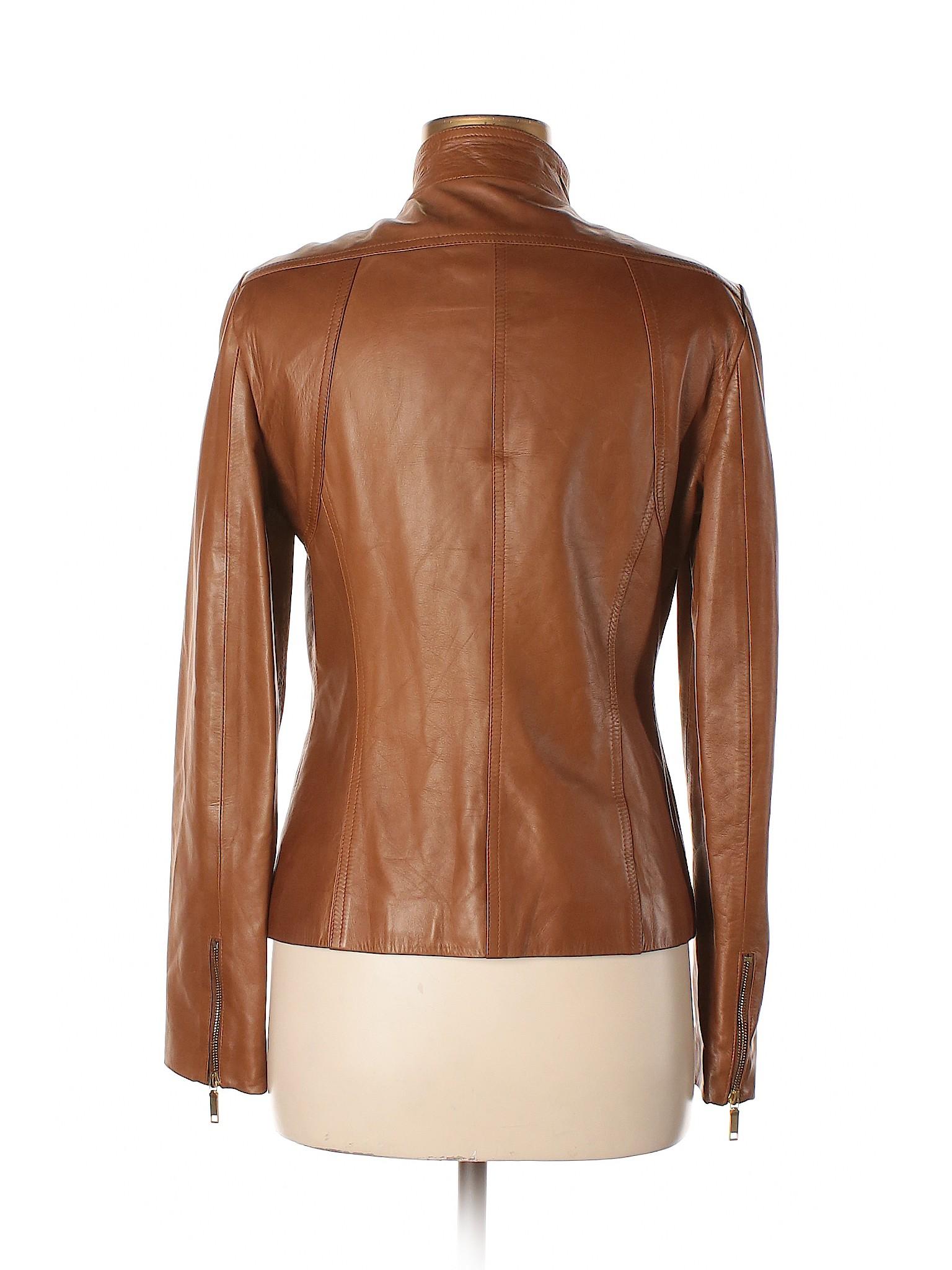 Boutique C��line C��line Leather Leather Boutique Jacket rFxZrn64c