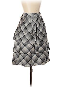 Lela Rose Silk Skirt Size 4