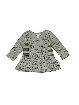 Naartjie Kids 3/4 Sleeve T-Shirt Size 3-6 mo