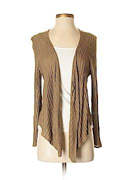 Nic + Zoe Silk Cardigan Size S