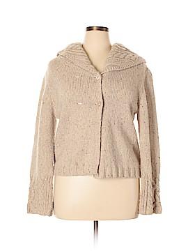 Lauren Hansen Wool Cardigan Size XL