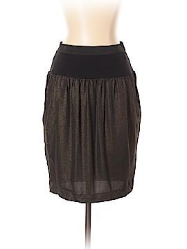 By Malene Birger Silk Skirt 34 Waist
