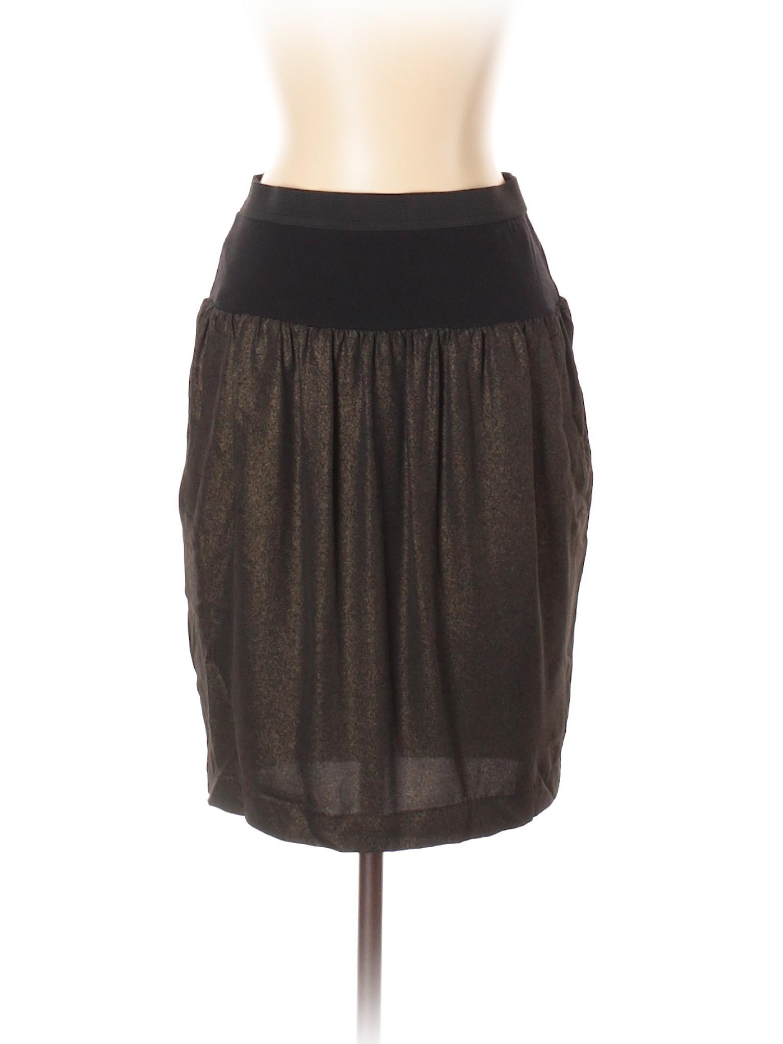 Boutique Skirt Birger Malene Silk By 1qgPw6