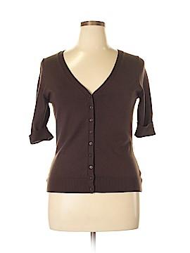 Sunny Leigh Silk Cardigan Size XL