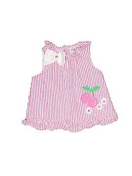Little Lass Sleeveless Blouse Size 6-9 mo