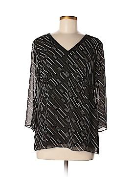Style&Co 3/4 Sleeve Blouse Size 12