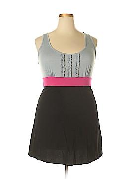L8ter Casual Dress Size 1X (Plus)