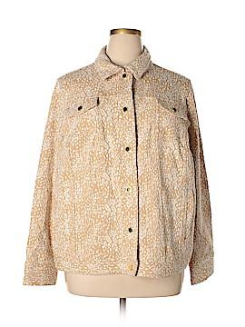 Isaac Mizrahi LIVE! Jacket Size 2X (Plus)