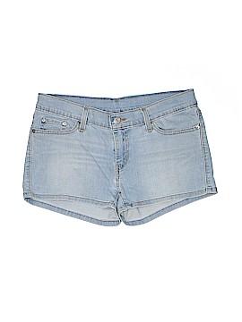 Levi's Denim Shorts 29 Waist