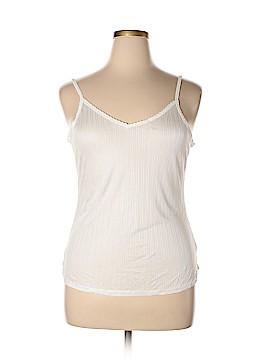 REI Sleeveless Silk Top Size XL