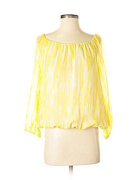 Alice + olivia Long Sleeve Blouse Size L