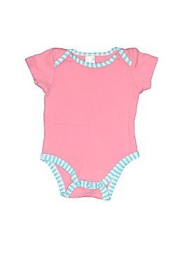 Baby Kiss Short Sleeve Onesie Size 0-3 mo