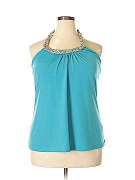 Fashion Bug Sleeveless Blouse Size XL