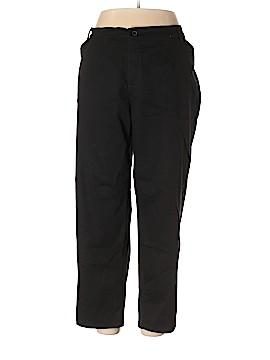 Lee Khakis Size 20 (Plus)