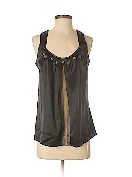 Matty M Sleeveless Silk Top Size XS