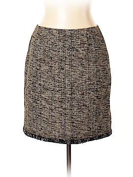 Josephine Chaus Silk Skirt Size 10 (Petite)