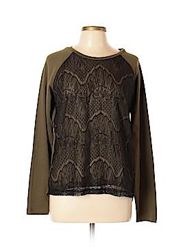 Finesse U.S.A. Pullover Sweater Size 1X (Plus)