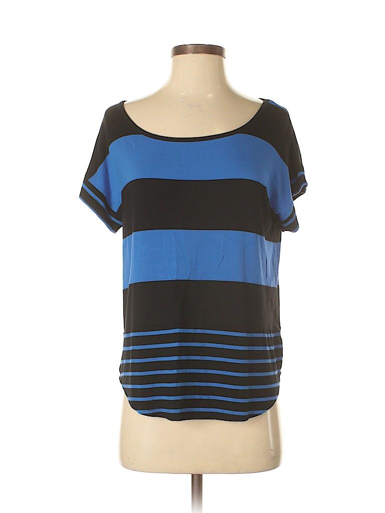 Cynthia Rowley Women Short Sleeve Top Size S