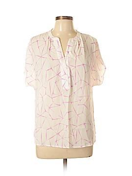 Apt. 9 Short Sleeve Blouse Size L (Petite)