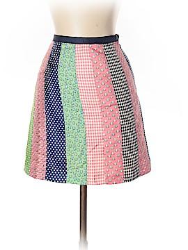 Vineyard Vines Silk Skirt Size 0