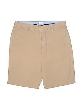J. Crew Factory Store Khaki Shorts 34 Waist