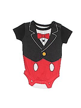 Disney Baby Short Sleeve Onesie Size 3-6 mo