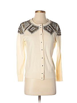 Lela Rose Wool Cardigan Size S