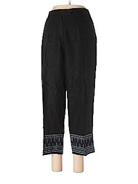 Jillian Jones Linen Pants Size 16