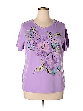 Breckenridge Short Sleeve T-Shirt Size 1X (Plus)