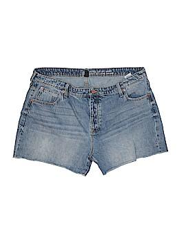 Gap Denim Shorts Size 18 (Plus)