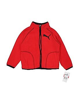 Puma Fleece Jacket Size 4T